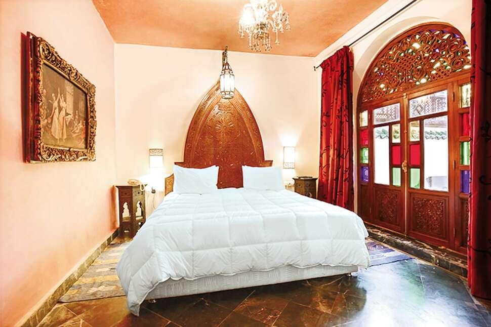 Riad Arabesque Luxury