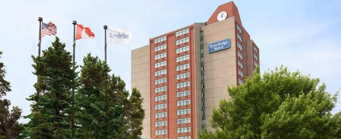 Travelodge Hotel Toronto Airport Toronto