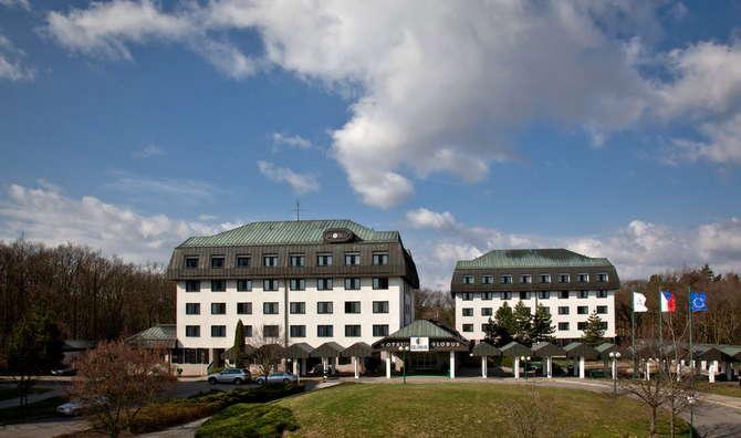 Hotel Globus Praag