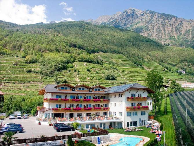 Hotel Mitterplarserhof Lagundo