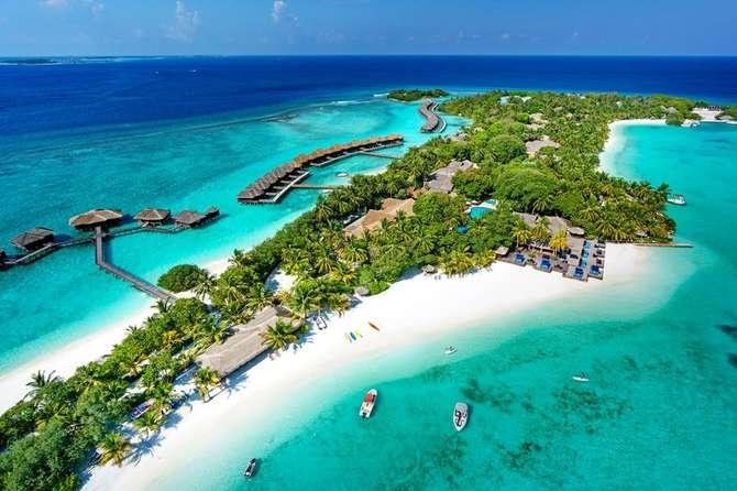 Sheraton Maldives Full Moon Resort & Spa Furanafushi