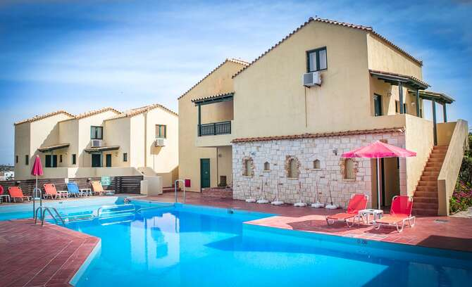 Appartementen Dream Village Koutouloufari