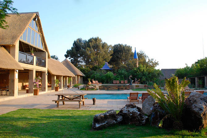 Misty Hills Country Hotel Muldersdrif