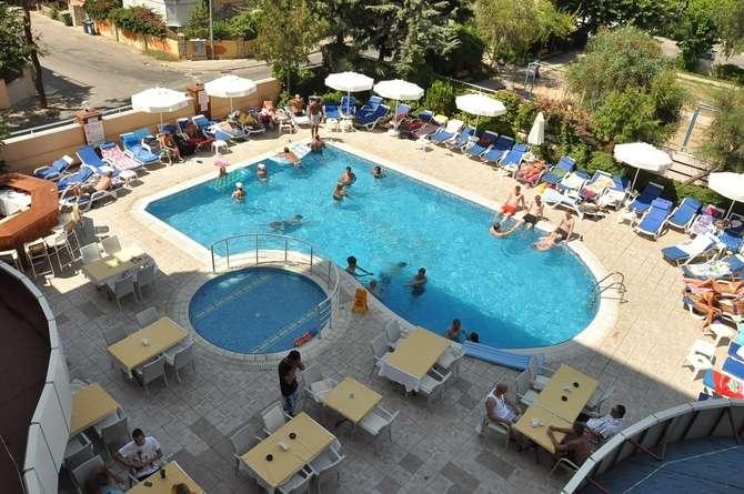 Cleopatra Tac Hotel & Spa Alanya