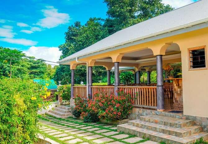 Bernique Guesthouse La Réunion