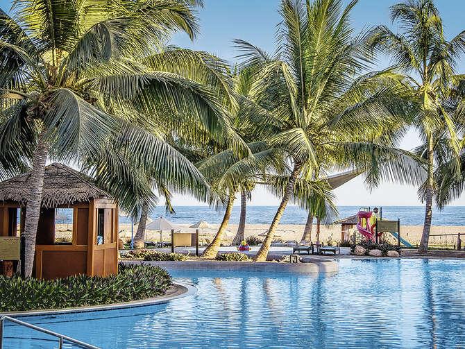 Hilton Salalah Resort Şalālah