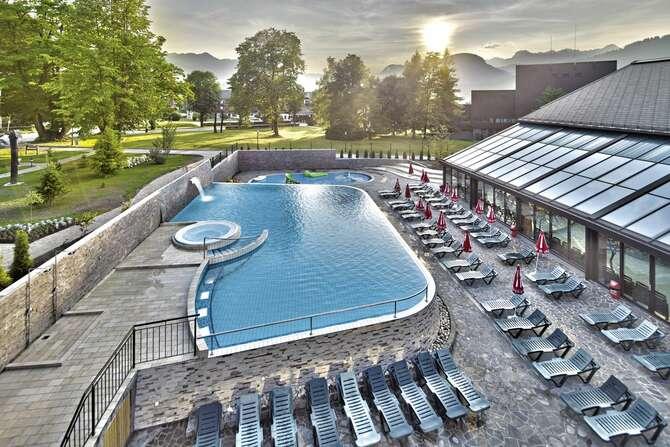 Bohinj Park Eco Hotel Voglova