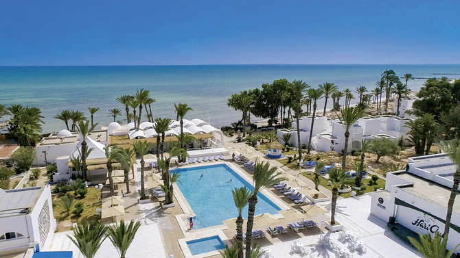 Hari Club Beach Resort Djerba Midoun