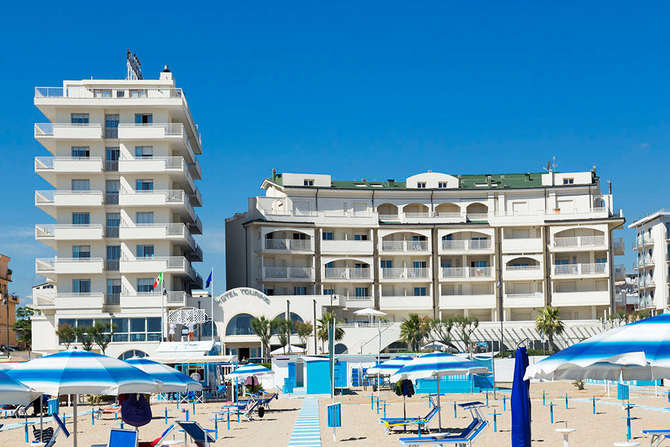 Hotel Touring Riccione