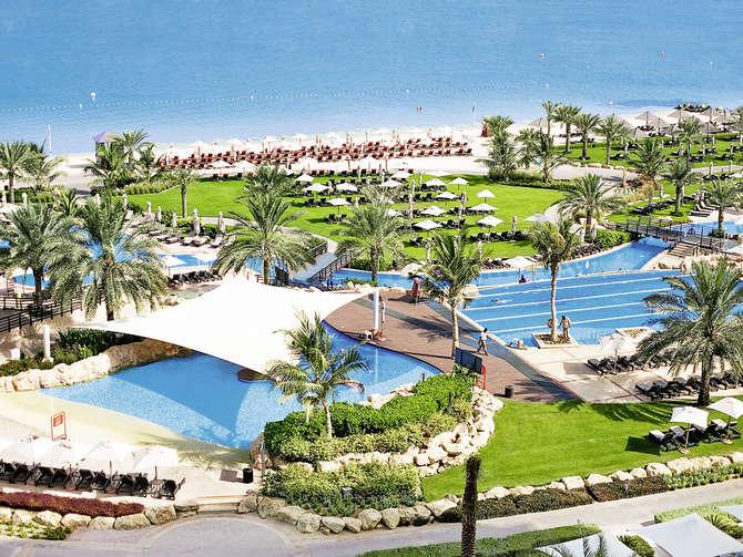 The Westin Dubai Mina Seyahi beach Resort & Marina Dubai