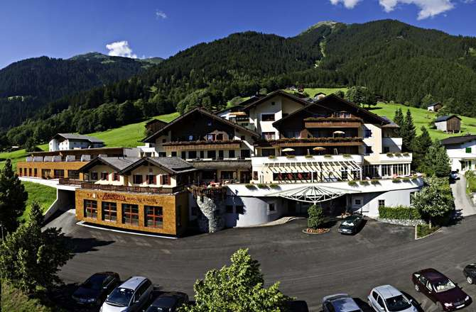 Berg Spa & Hotel Zamangspitze Sankt Gallenkirch