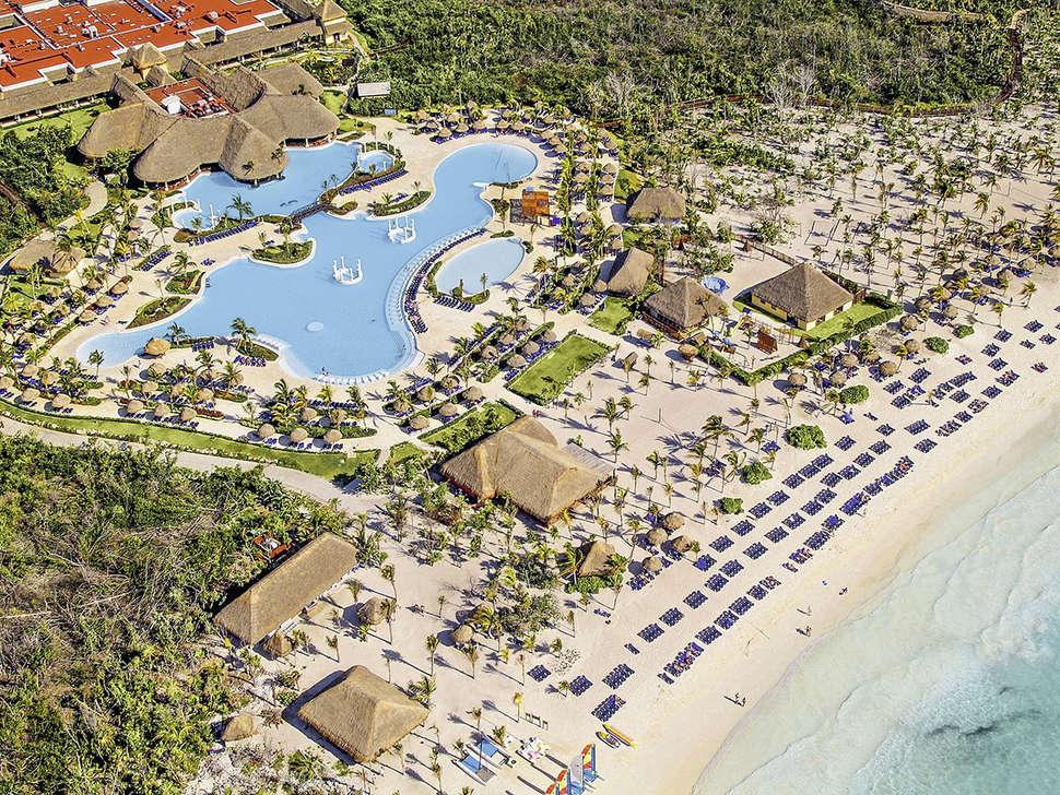 Grand Palladium Kantenah Resort & Spa, 8 dagen
