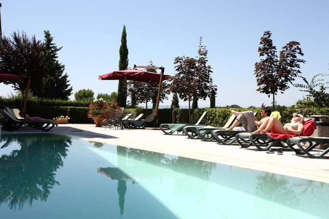 Montaperti Hotel Isola d'Arbia