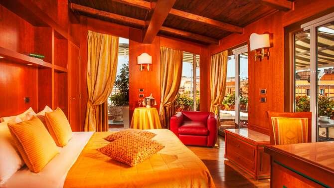 Hotel Regno Rome