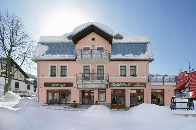 Hotel Grand Špindlerův Mlýn