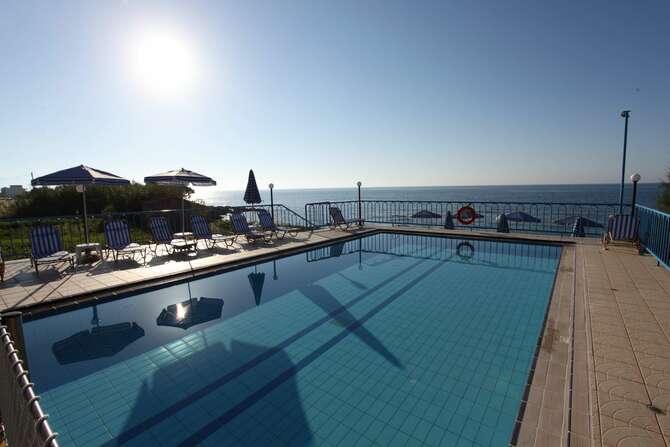Danaos Beach Appartementen Skaleta