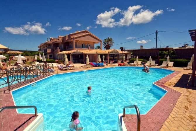 Blue Sea Hotel Agios Georgios