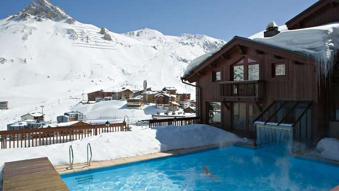 Hotel Village Montana Tignes