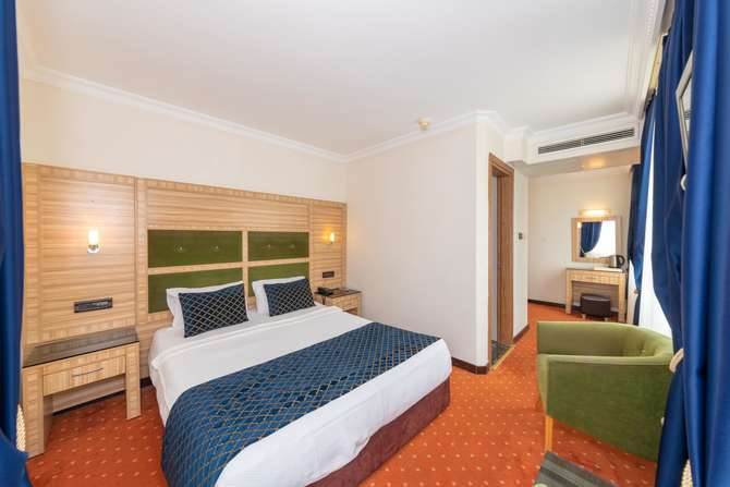 New Sed Hotel Istanbul
