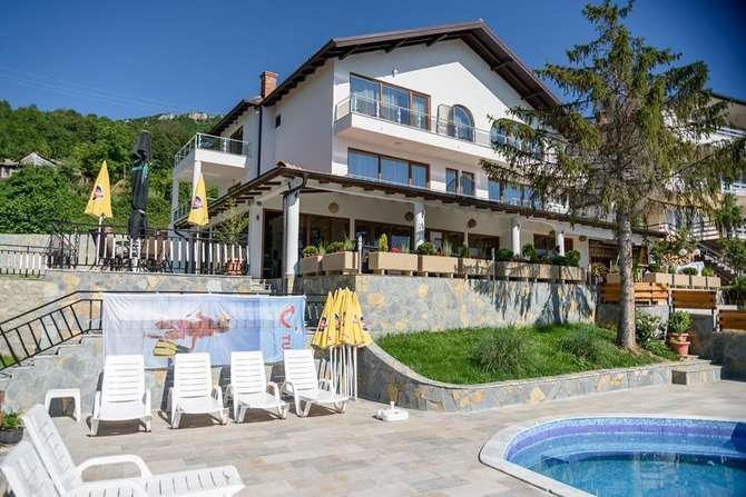 Villa Sveti Stefan Ohrid