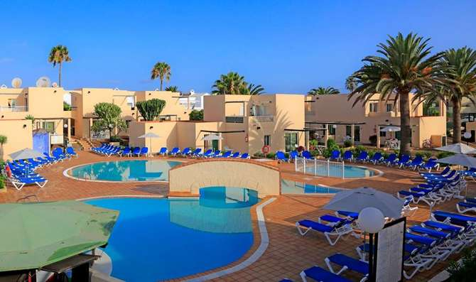 Appartementen Alisios Playa Corralejo
