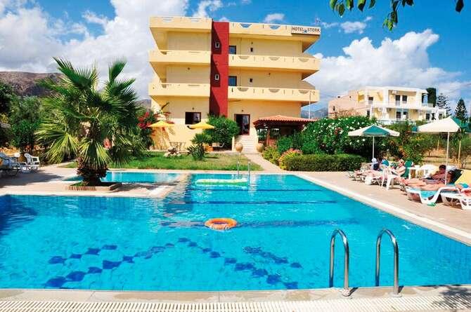 Hotel Stork Amoudara