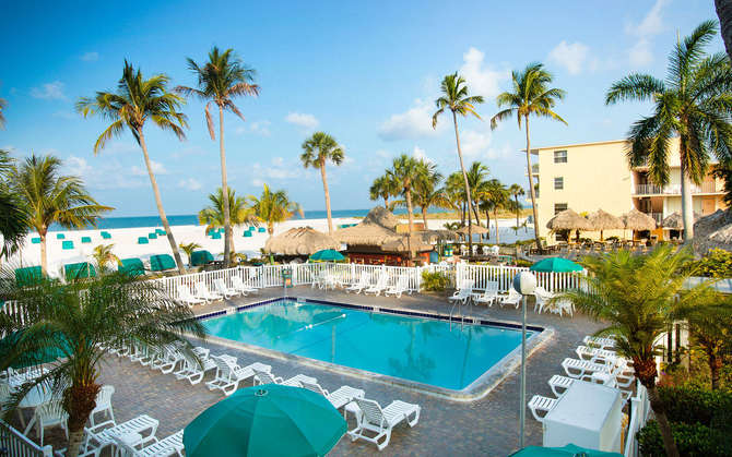Outrigger Beach Resort Fort Myers Beach