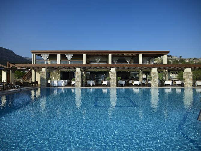Island Blue Hotel Lindos