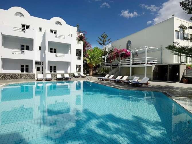 Afroditi Venus Beach Hotel & Spa Kamari