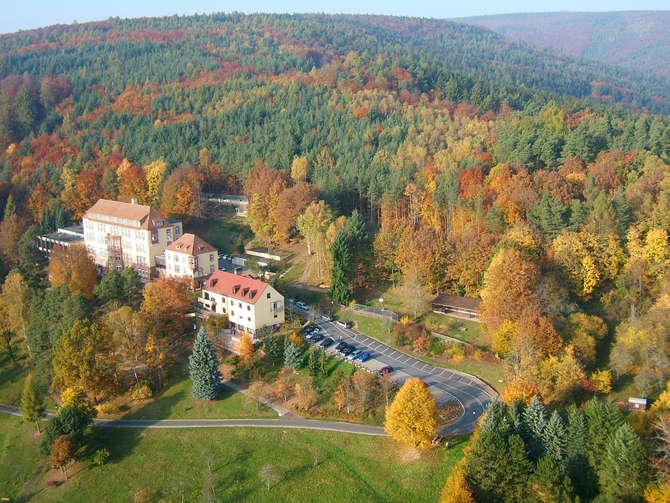 Hotel Franziskushöhe Lohr