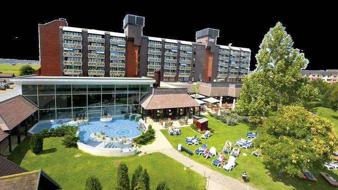 Danubius Health Spa Resort Buk Bükfürdő