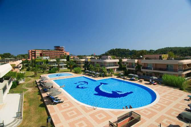 Simena Hotel & Holiday Village Kemer