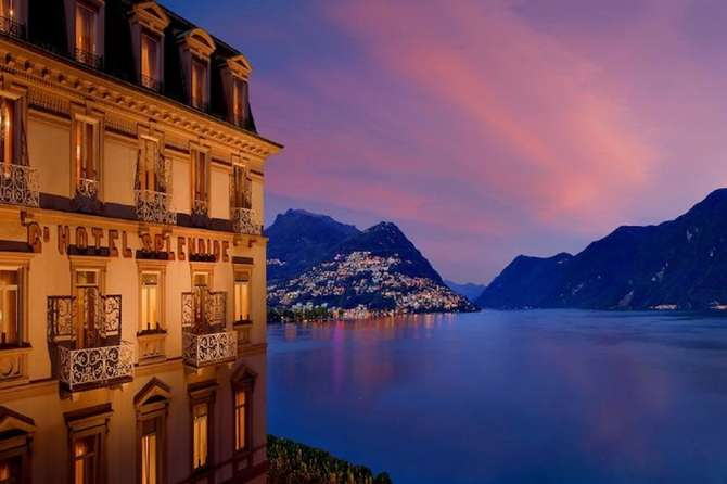 Hotel Splendide Royal Lugano Lugano
