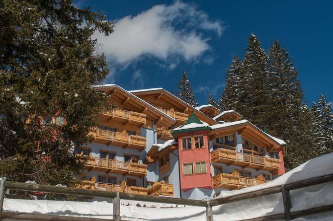 Hotel Cristal Palace Madonna di Campiglio