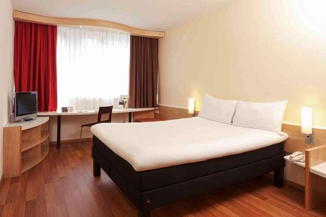 Hotel Ibis Budapest City Boedapest