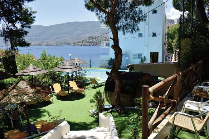 Hotel New Aegli Poros