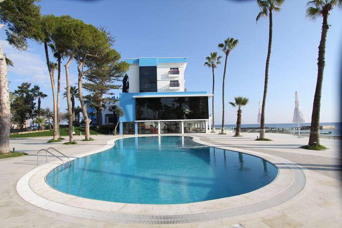 Arkin Palm Beach Hotel Famagusta