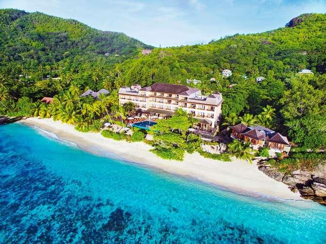 DoubleTree Resort & Spa by Hilton Hotel Seychelles Allamanda Anse Forbans
