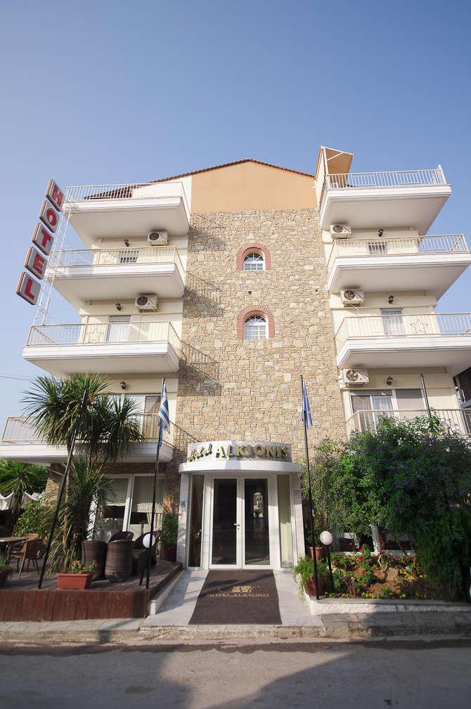 Alkyonis Hotel Néa Kallikrátia