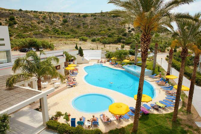 Olympia Sun Hotel Faliraki