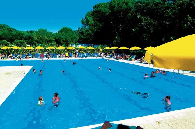 Camping & Bungalowpark Valle Gaia Casale Marittimo