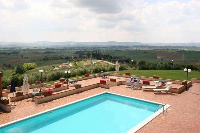 Relais Villa Petrischio Farneta