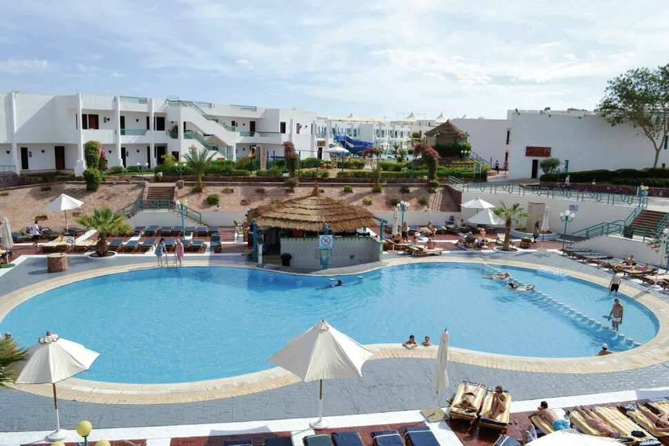 Sharm Holiday Resort, 8 dagen