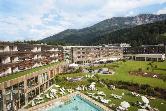Falkensteiner Hotel & Spa Carinzia Jenig