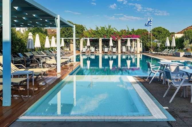 Nissia Kamares Hotel & Appartementen Kardamena