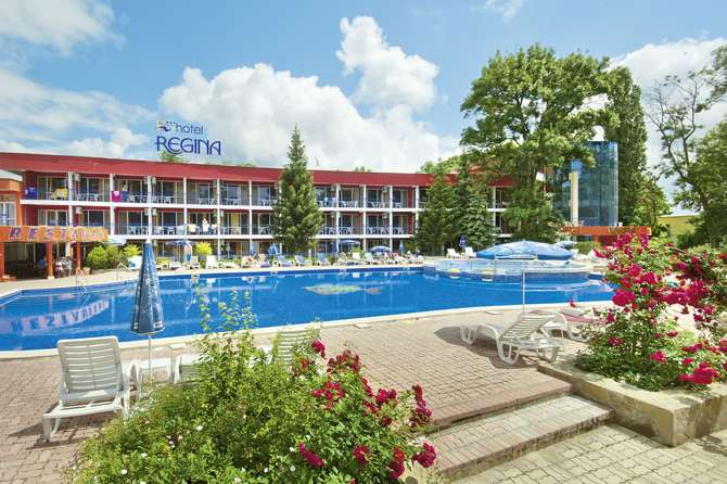 Hotel Regina Sunny Beach