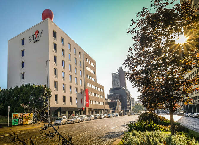 Stay Hotel Porto Centro Trindade Porto