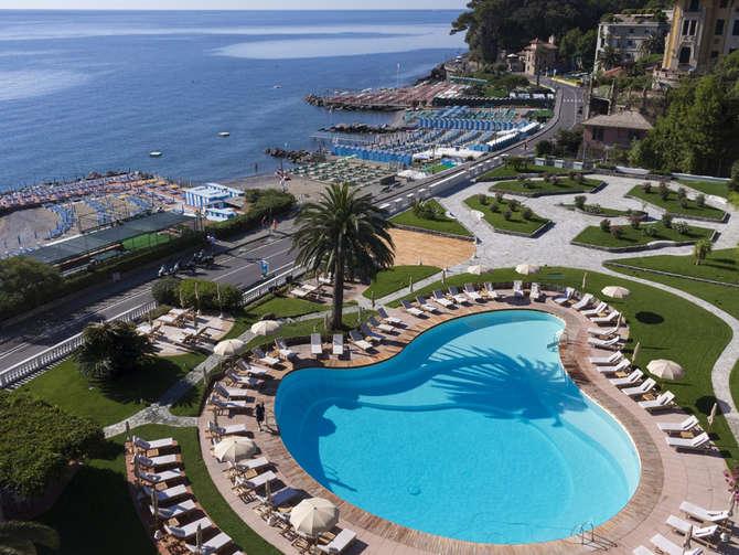Grand Hotel Miramare Santa Margherita Ligure