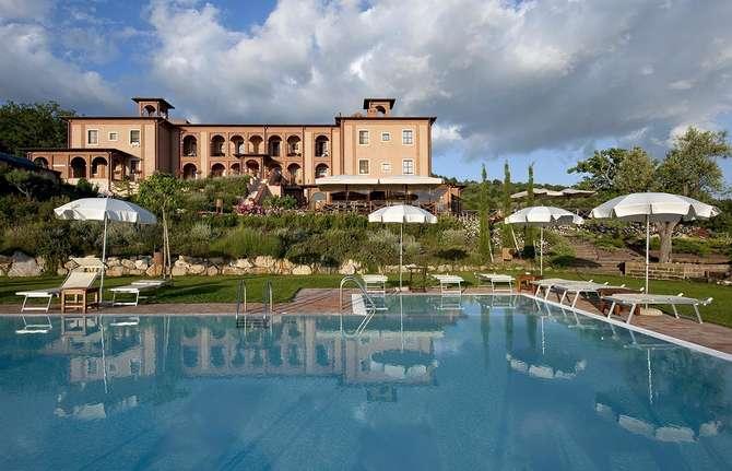 Saturnia Tuscany Hotel Saturnia