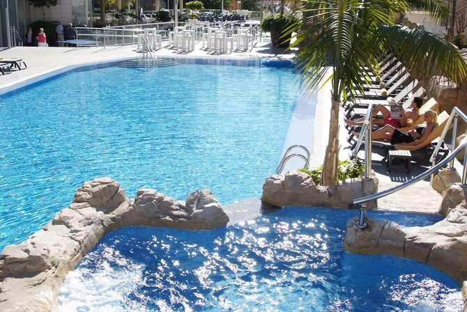 Hotel Sandos Monaco & Spa Benidorm